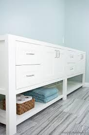 Build Your Own Bathroom Vanity Cabinet Best Building A Bathroom Vanity Home Improvement Ideas About Build