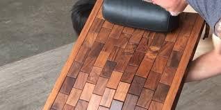 designer makes flexible wooden chairs business insider