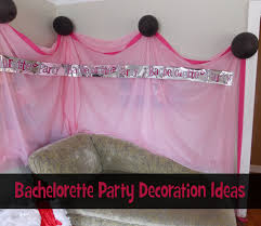 Bachelorette Party Decorations Bachelorette Party Decoration Ideas Blog My Wedding