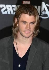 hemsworth celebrity hairstyle