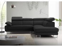 canape d angle en cuir chez conforama canape d angle noir conforama maison design hosnya com