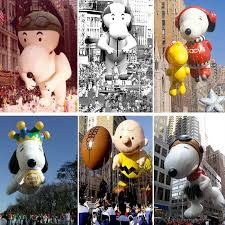 macys parade snoopy was pissed they brought back