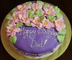 dad u0027s birthday cake top view cakecentral com