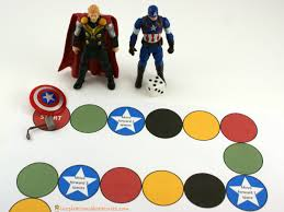 the avengers math games and pretend play inspiration laboratories