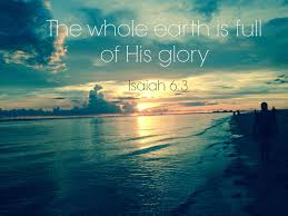 creation is a giant container for god u0027s glory part 1