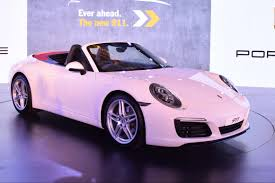 pink porsche 911 updated porsche 911 range launched in india at rs 1 42 crore