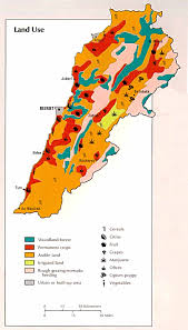 Dubai Map Of Middle East by The Lebanon Com Lebanon Map Of Lebanon