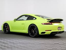 green porsche 911 new 2017 porsche 911 carrera 4s rennlist porsche discussion forums