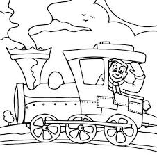 machinist steam train coloring netart