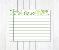 print index cards templates memberpro co
