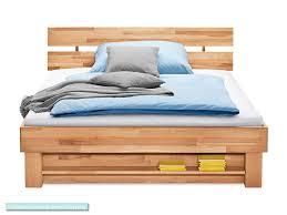 Schlafzimmer Bett Mit Komforth E Bett Solano In Beige Kernbuche Und Schlafzimmer Günstig Online