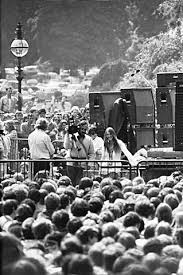 Ginger Baker Blind Faith Blind Faith Hyde Park Free Concert 6 7 69