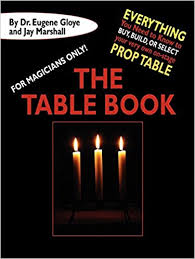 si e de table for magicians only the table book amazon de eugene gloye francis