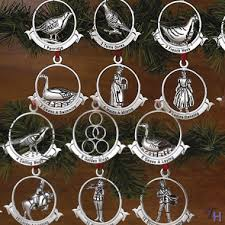 12 days of ornaments by godinger