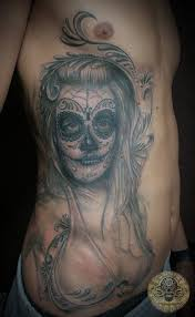43 best santa muerte tattoos images on pinterest draw art