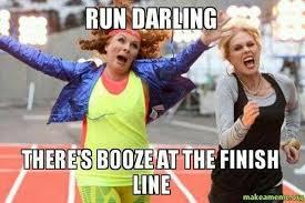 Running Marathon Meme - it s marathon day olives n wine