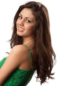 back of hairstyle cut with layers and ushape cut in back u shaped back for long wavy hair the u shaped back is a great