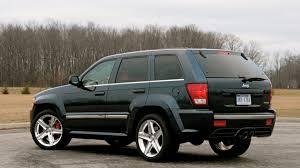 2010 jeep srt8 review review 2009 jeep grand srt8 autoblog