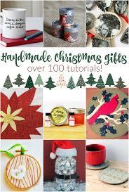 handmade christmas gift tutorials