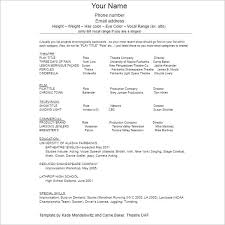 A Resume Template On Word Resume Format Templates Free Word Pdf Documents Creative Template
