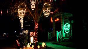 outdoor strobe light halloween home design ideas 698 best