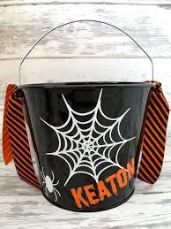 best 25 halloween buckets ideas on pinterest personalized