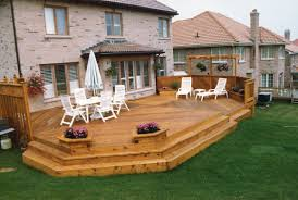 wrap around deck designs valuable inspiration 10 wrap around deck pictures corner split level
