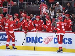 detroit wings takeaways the playoff picture anthony mantha more