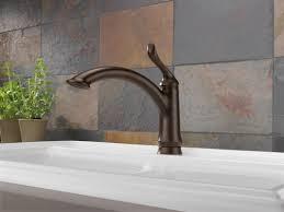 delta linden kitchen faucet faucet com 1353 dst in chrome by delta