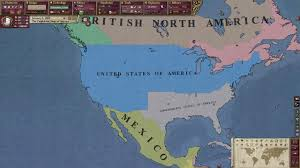 Confederate States Map by Confederate Dreams A Pod Dbz Confederate States Of America Aar