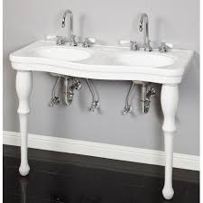 bathroom sink bathtub faucet apron front sink double trough