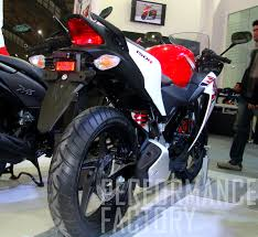 cbr bike pic honda to get the cbr 150r in india next month
