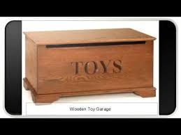 wooden toy garage youtube