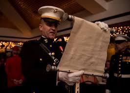 Usmc Flag Officers Grissom Marines Celebrate 242nd Birthday With Usmc Ball U003e Grissom