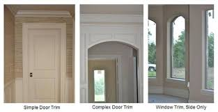 make a home interior window trim options there are many different ways to out in