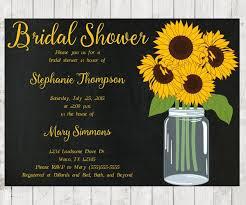 Mason Jar Bridal Shower Invitations Bridal Shower Invitations And Thank You Notes U2013 Laugh And Lollies