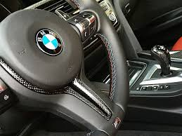 Bmw M3 Interior Trim Bmw F80 M3 F82 M4 F10 M5 F06 F13 M6 M2 Carbon Fiber Steering Wheel
