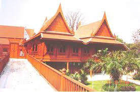 Home Design Story Id by Traditional Thai Houses Baan Song Thai