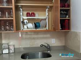 over the sink dish drying rack cabinet dish rack invisible rack for dishes european dish drying