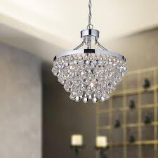 Crystal Glass Chandelier Agreeable Glass Crystal Chandelier On Interior Home Designing With