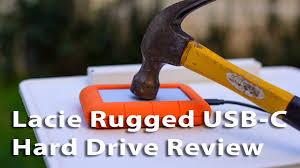 Rugged Lacie Hard Drive Lacie Rugged Usb C Review Youtube