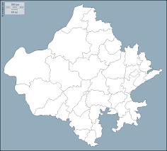 Jaipur India Map by Rajasthan Free Map Free Blank Map Free Outline Map Free Base