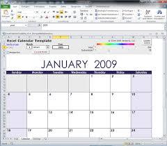 kalender vorlage excel kalender 2017