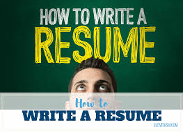 What Is A Resum How To Write A Resume And Impress Recruiters