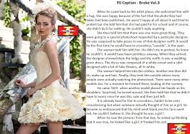 wedding dress captions tg captions by ugu deviant 2 on deviantart