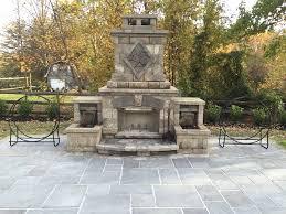 Unilock Fireplace Kits Price 2017 Outdoor Fireplace Cost Cost To Build Outdoor Fireplace