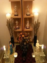 full moon altar for diana artemis for full moon in sagittarius
