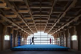 archery hall boxing club ft architects archivitamins