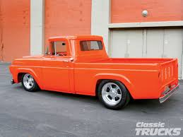 Classic Ford Truck Images - 1957 ford f 100 pickup truck rod network