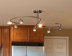 Lighting In Kitchen Ideas Pro Track White Glass Halogen 6 Light Mini S Wave Track